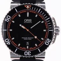Oris Aquis Date 733 7653 4128 RSN 2014 new