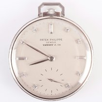 Patek Philippe / Tiffany & Co Pocket Watch 17-140