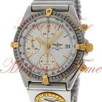 Breitling Chronomat UTC Chronograph Automatic 18kt Yellow Gold...