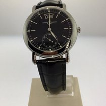 Ulysse Nardin San Marco Big Date Steel 37mm Black No numerals United States of America, Michigan, Royal Oak