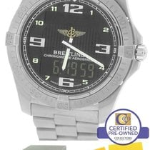 Breitling Aerospace Avantage Titanium E79362 Digital 43mm...