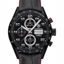 TAG Heuer Carrera Calibre 16 Day-Date All Black - CV2A81.FC6237