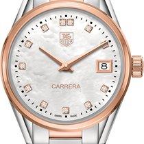 TAG Heuer Carrera Lady WAR1352.BD0779 2020 new