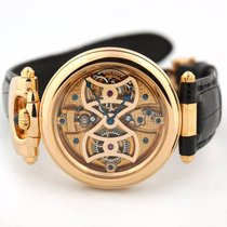 Bovet Rose gold 38.5mm Manual winding pre-owned