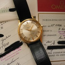 Omega Constellation 18K Pie-Pan Dial