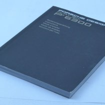 Porsche Design Manual Anleitung Flax Six Ref. 6300 2