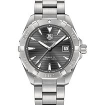 TAG Heuer Aquaracer Calibre 5 Stainless Steel Men's Watch...