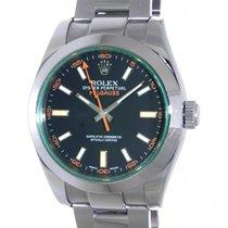 Rolex Milgauss 116400gv Steel 40mm