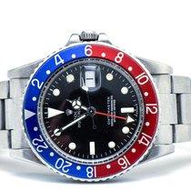 Rolex GMT-Master Pepsi 16750 Matte Dial
