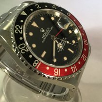 Rolex GMT-Master II fast lady spider dial