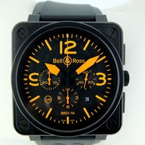 Bell & Ross BR 01-94 Chronographe orange LIMITED EDITION 250