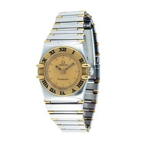Omega Gold/Steel 23mm Quartz Constellation pre-owned United States of America, New York, New York