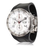 Porsche Design 44mm Automatic 2010 pre-owned Flat Six White