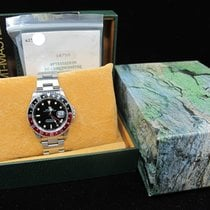 勞力士 GMT MASTER 2 16710 (T25 Dial) Coke Bezel Full Set