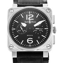 Bell & Ross Watch BR03-94 Chronograph BR03-94