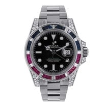 Rolex GMT-Master II new 40mm White gold
