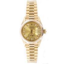 Rolex Lady-Datejust 69178 1990 ikinci el