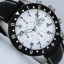 Hacher Chronograph 43mm Automatic 2015 new White