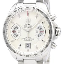 TAG Heuer 43mm Remontage automatique occasion Grand Carrera