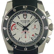Tudor M20530N Steel Grantour Chrono 42mm new