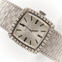 Zenith Or blanc Remontage manuel occasion