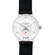 NOMOS Autobahn new Watch with original box and original papers 1301