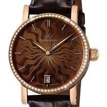 瑞宝 女士錶 34mm 自動發條 新的 附正版包裝盒和原版文件的手錶