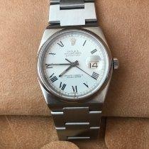 Rolex Datejust Oysterquartz Acero 36mm Plata Sin cifras España, Galapagar