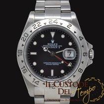 Rolex 16570 Acciaio 2001 Explorer II 40mm usato Italia, Terni