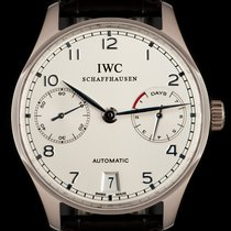 IWC Portuguese Automatic IW500104 pre-owned