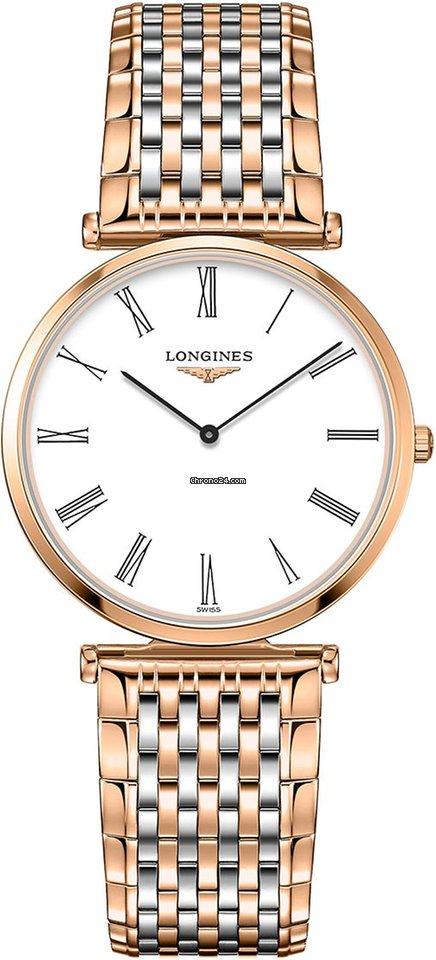Longines La Grande Classique L4.709.1.21.7 L47091217 2021 new