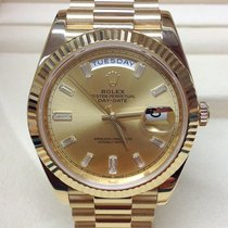 Rolex Day-Date 40 228238-0005 2017 pre-owned