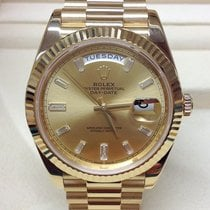 Rolex Day-Date 40 228238-0005 2017 occasion