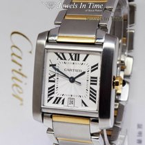 Cartier Tank Française Steel 32mm Silver United States of America, Florida, 33431