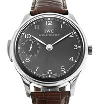 IWC IW524205 Or blanc Portuguese Minute Repeater 43mm nouveau