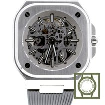 Bell & Ross Steel Automatic Transparent 40mm new BR 05