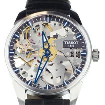 Tissot T-Complication Zeljezo 43mm Proziran