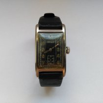 Revue Thommen 22,5mm Manual winding pre-owned