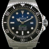 Rolex Sea-Dweller Deepsea 126660 2018 подержанные