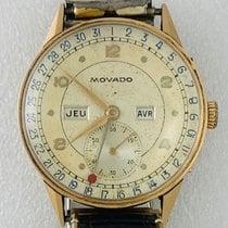 Movado Movado Triple  Date Calendar 18kt Rose Gold Ref.R4776 1950 brugt