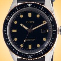 Oris 01 733 7707 4354-07 4 20 18 Steel Divers Sixty Five 40mm new United States of America, Illinois, Northfield