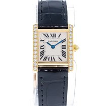 Cartier Tank Française WE100131 pre-owned