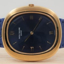 Patek Philippe Golden Ellipse 3589 1974 подержанные