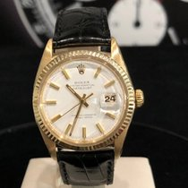 Rolex Datejust 1601 Good Yellow gold 36mm Automatic