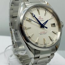 Omega Seamaster Aqua Terra Staal 41.5mm Wit Nederland, Amsterdam