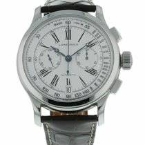 Longines Steel 47.5mm Automatic L2.730.4.11.0 pre-owned United States of America, Florida, Sarasota
