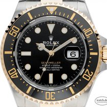 Rolex Sea-Dweller 4000 126603 neu
