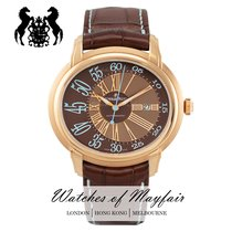 Audemars Piguet Millenary new Automatic Watch with original box and original papers 15320OR.OO.D095CR.01