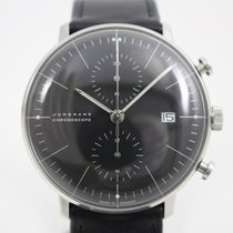 Junghans Steel 40mm Automatic 31A0912 pre-owned