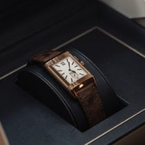 Jaeger-LeCoultre Grande Reverso Ultra Thin Duoface Q3782520 Good Rose gold 46.8mm Manual winding